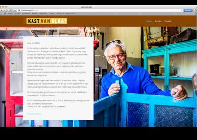 Klaas Hoekstra – Kast van Klaas