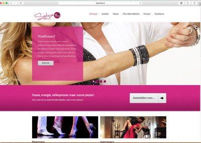 Salsa Bailinho – Dansschool