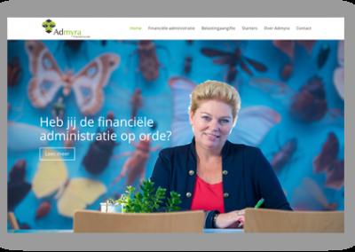 Mira van den Bos – Admyra Boekhoudkantoor